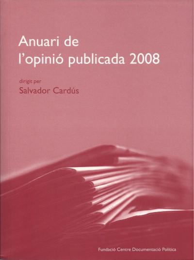 Anuari de l'Opinió Publicada 2008