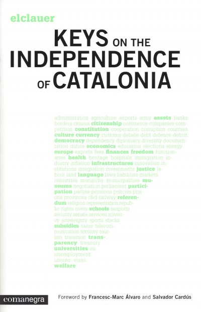 Keys on the Independence of Catalonia